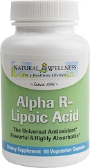 Alpha R-Lipoic Acid