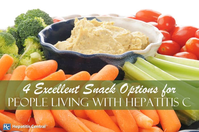 4 Excellent Snack Options for People Living With Hepatitis C