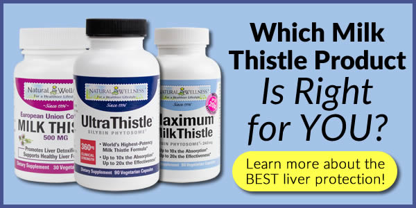 Which milk thistle is right for you?