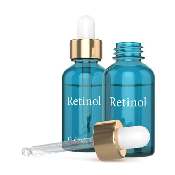 Retinol is a treatment option for psoriasis.